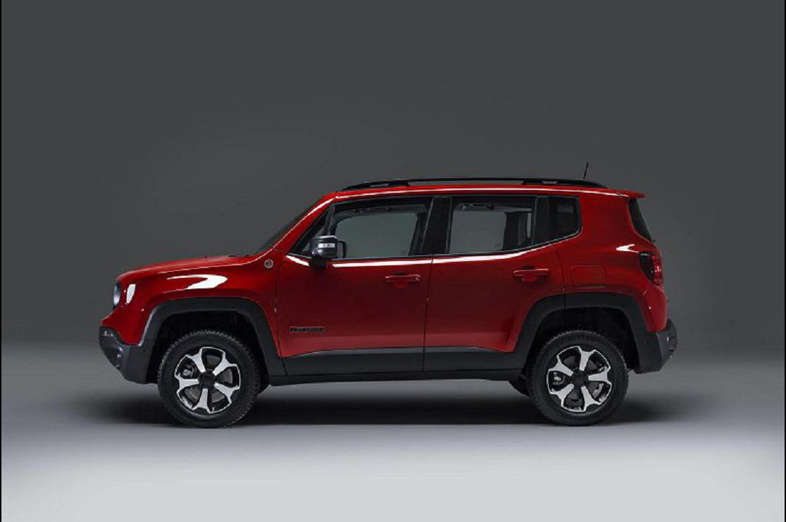 2020 Jeep Renegade North Edition Trims Truck Limited Pictures Grill Hood Hybrid