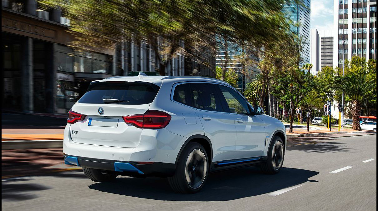 2021 Bmw Ix3 Pricing 0 60 2020 Nedc News