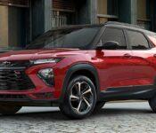 2021 Chevrolet Trailblazer Activ Mpg Suv Usa Vin 0 60