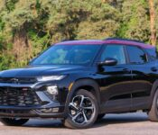 2021 Chevrolet Trailblazer For Sale Towing Capacity Accessories Near