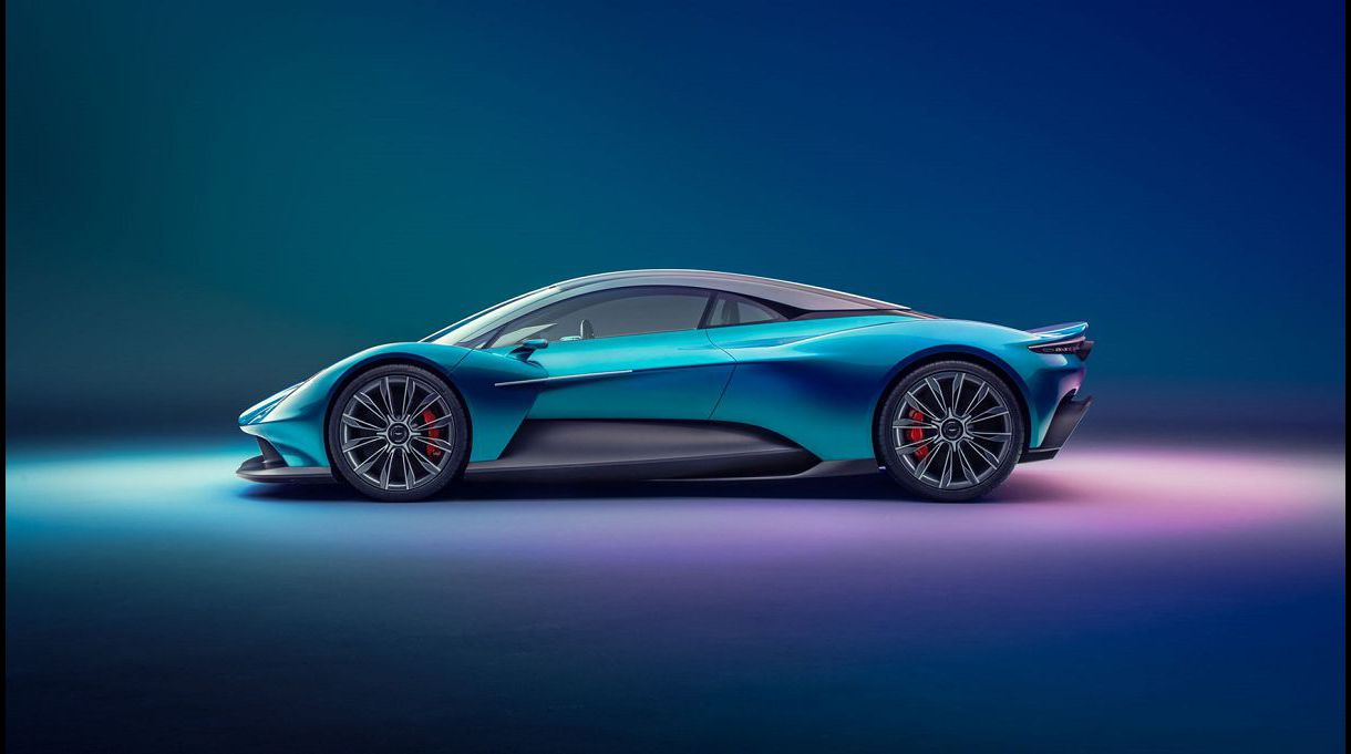 2022 Aston Martin Vanquish 2001 2002 2004 2005 2006 V12