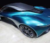 2022 Aston Martin Vanquish Cost Zagato Shooting Brake Hp V8