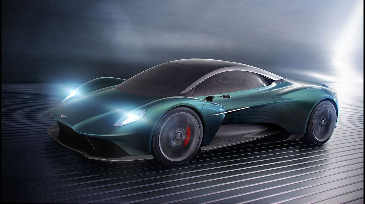 2022 Aston Martin Vanquish Vs Ii Pictures Pro 2017 Photos