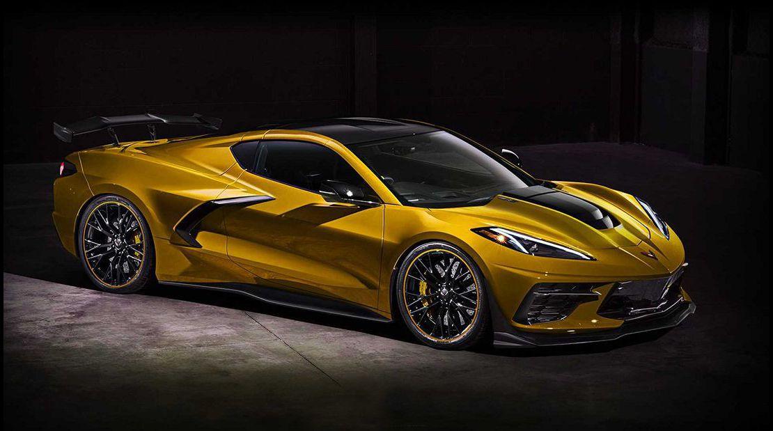 2022 C8 Corvette Z06 0 60 Hp Horsepower Leaked Test Drive