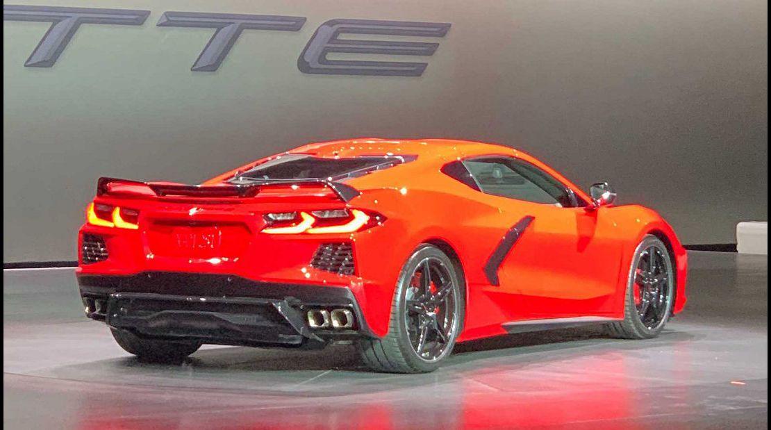 2022 C8 Corvette Z06 Performance Engine Images Colors