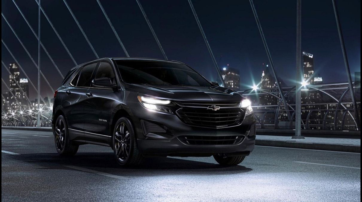 2022 Chevrolet Equinox Number Trim Levels Owners Manual Premier