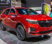 2022 Chevrolet Equinox Rating Cajun Red Awd Lt Vin