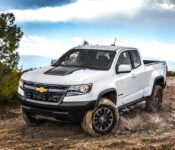 2022 Chevy Colorado Engine Redesign Changes Concept Diesel Chevrolet