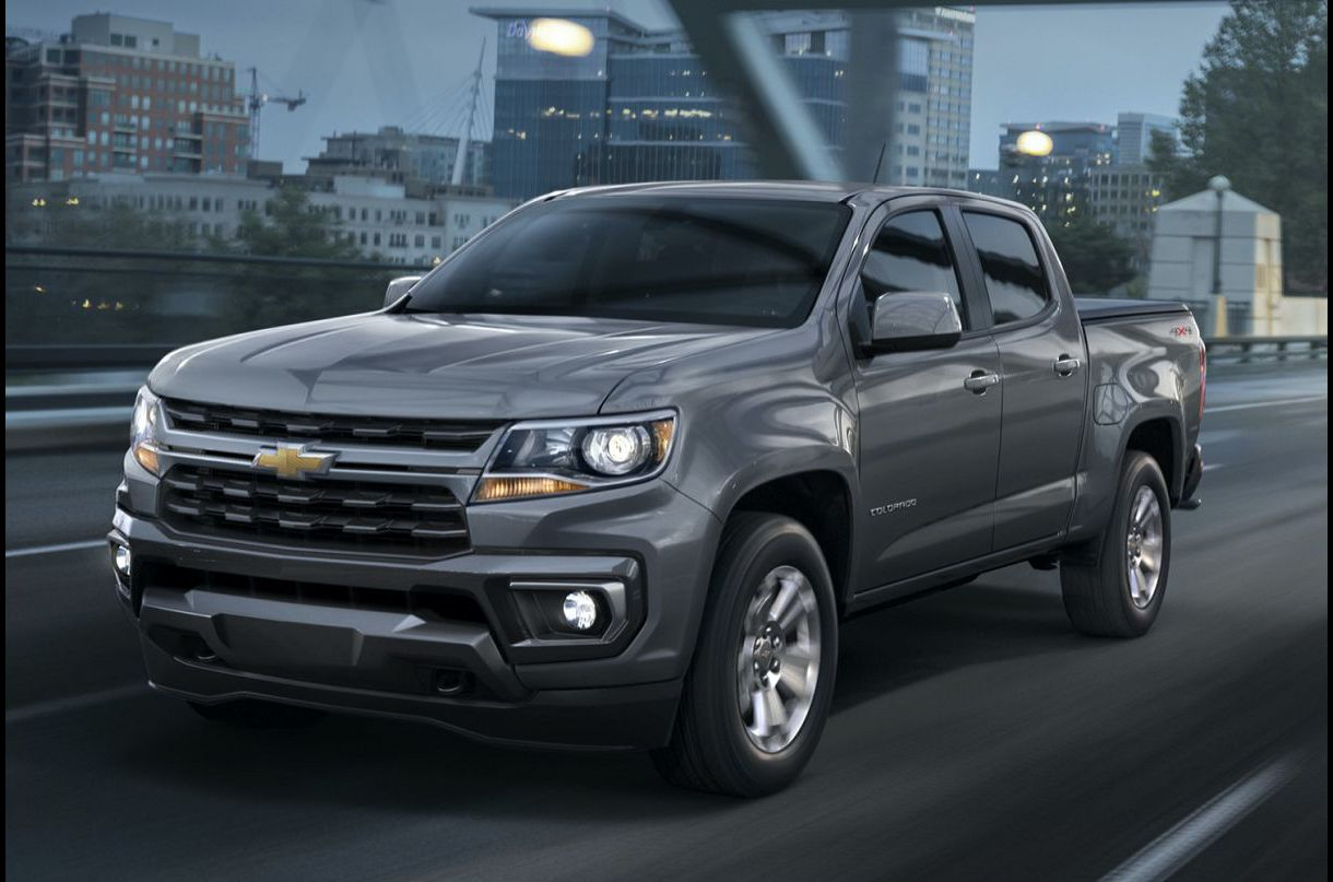 2022 Chevy Colorado Lease Deals Price Used Review Mods