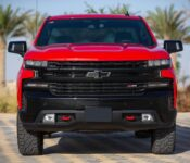2022 Chevy Silverado 1500 Front Bumper Z71 Weight Lifted Mods Single Build