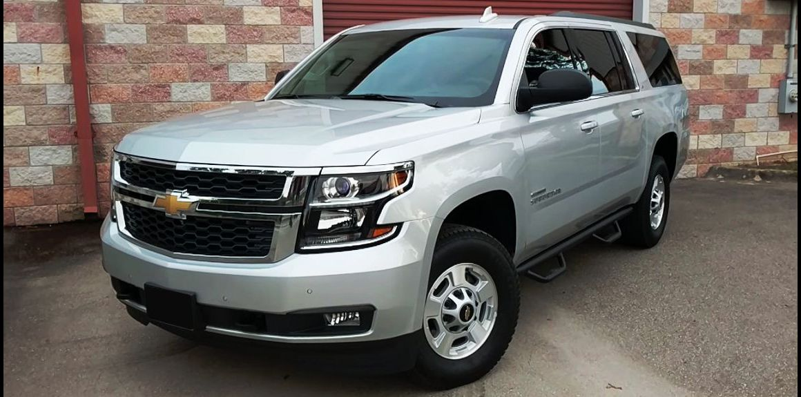 2022 Chevy Suburban Redesign 2020 Accessories For Sale Length
