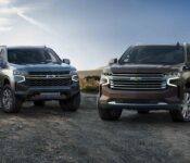 2022 Chevy Tahoe Z71 Redesign Pictures All Weather Floor Mats