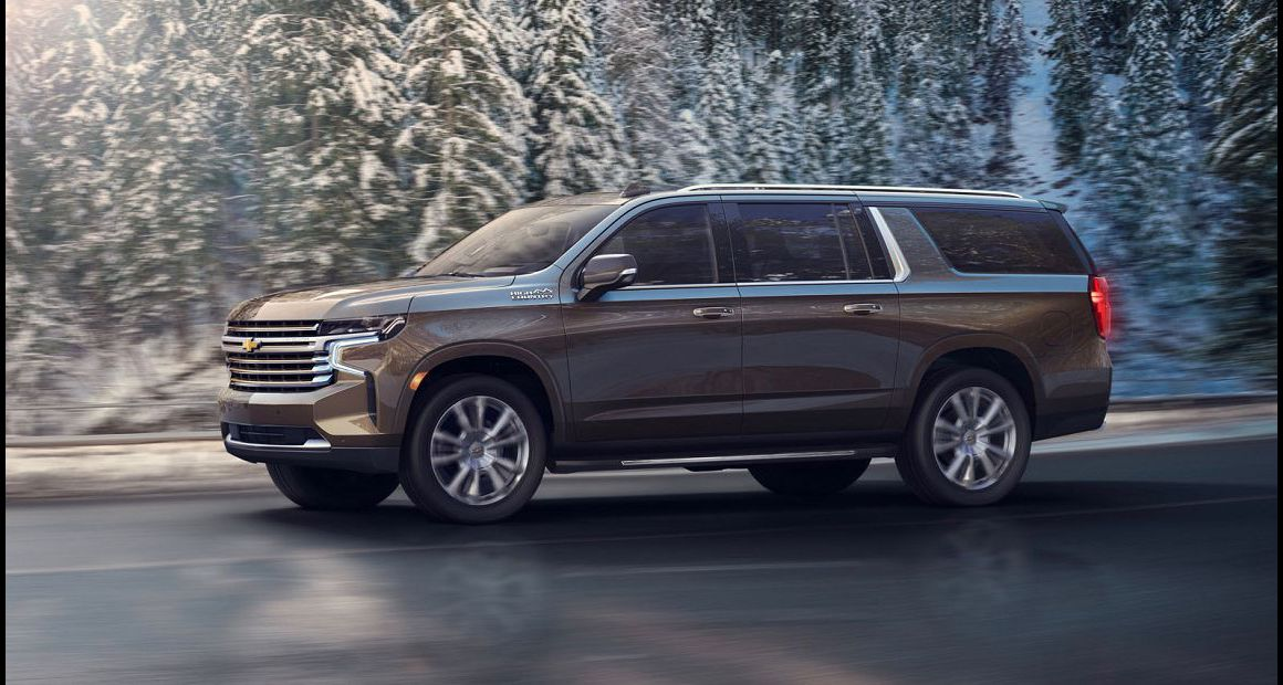 2022 Chevy Tahoe Z71 Videos Pricing High Country Release Date