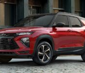 2022 Chevy Trailblazer Usa Vin Info Msrp News Price