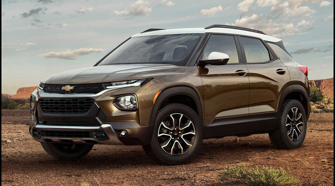 2022 Chevy Trailblazer Wiki Review Gas Mileage Towing Capacity