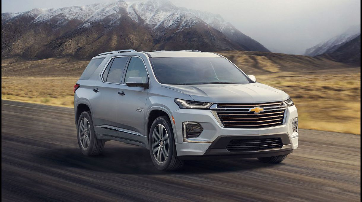 2022 Chevy Traverse Capacity 2021 2018 Accessories Lt Reliability