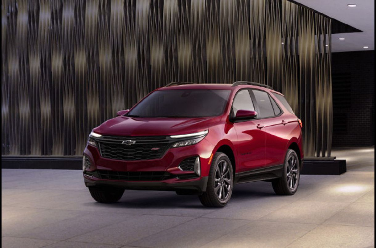 2022 Chevy Traverse Interior Rs Redline Edition Chevrolet Release