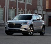 2022 Chevy Traverse Premier Colors Auto Stop High Country