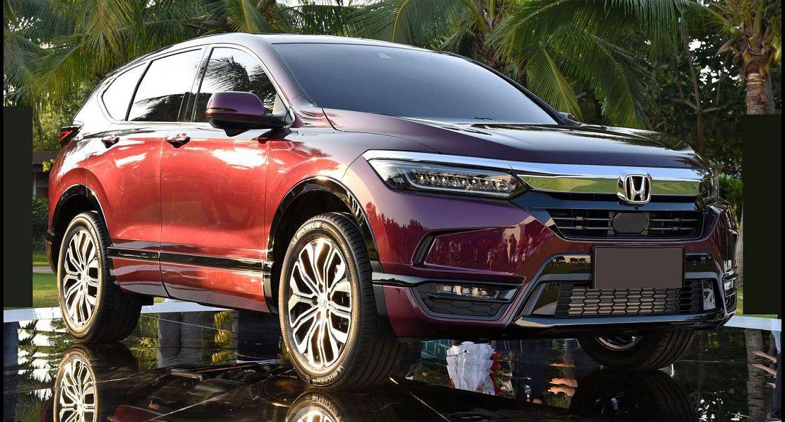 2022 Honda Crv Date Next Generation Nueva Cr V 2021 Spare Tire Car