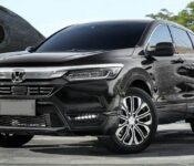 2022 Honda Hr V 2wd Hr V Redesign Rack Hybrid Interior