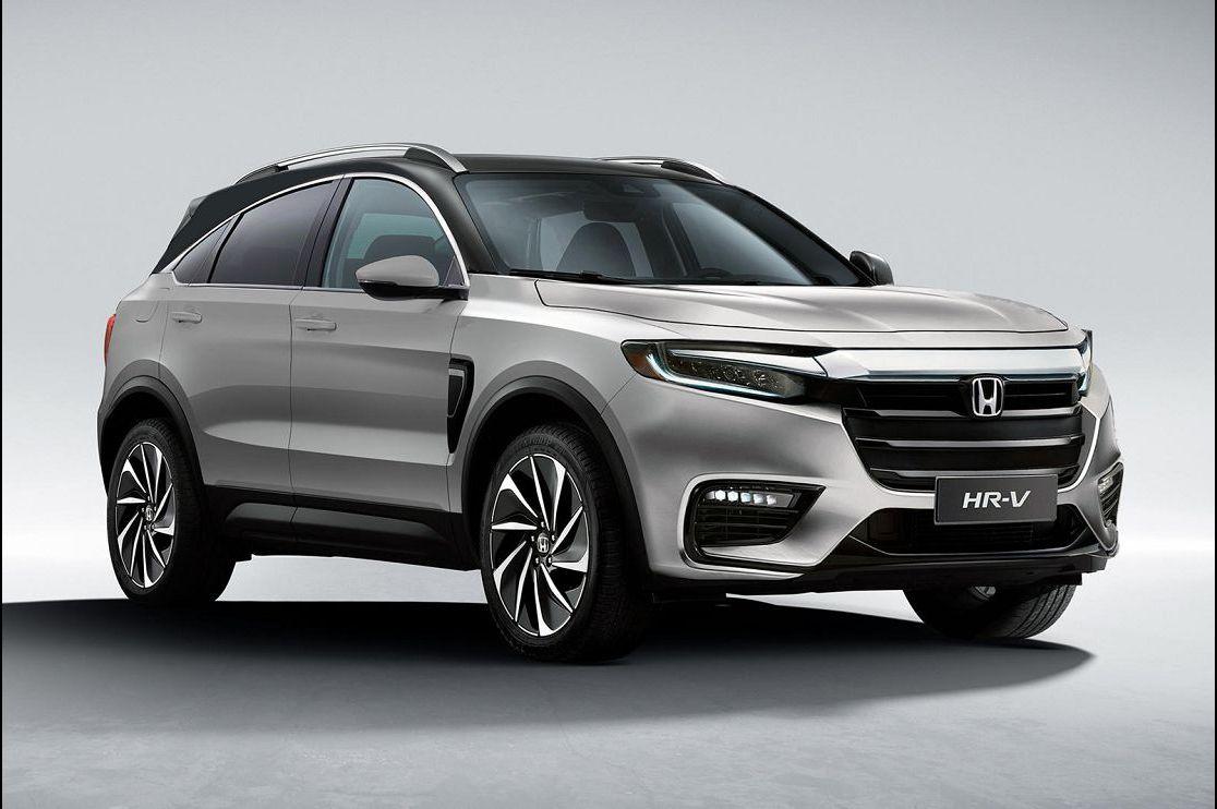 2022 Honda Hr V Vs Cr V Review Gas Remote Start