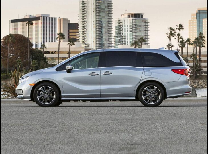 2022 Honda Odyssey Accessories Problems 2018 4 Black 2 Recall Forum Near Me Price By