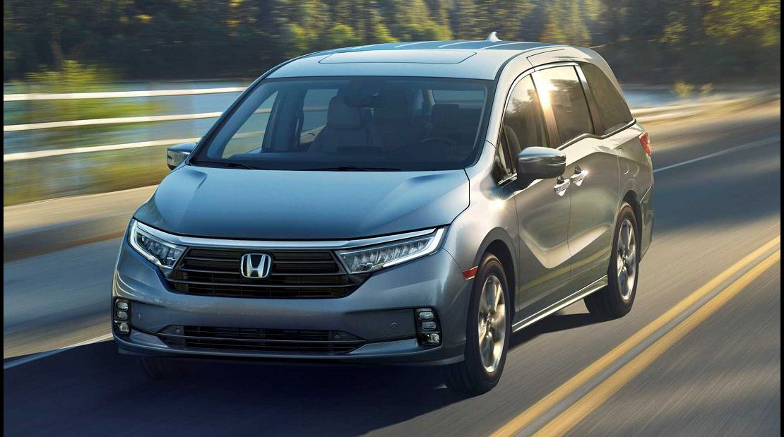 2022 Honda Odyssey Owners Exterior Front Air Deflector Spare Louisville Ky Roof Rack Used Bike