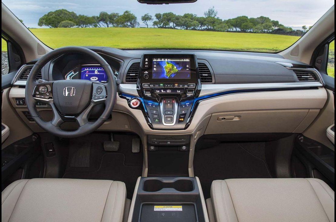 2022 Honda Odyssey Spec Video Colors Manual Touring Interior Bag Oil 2005 2008 Fl350 2011