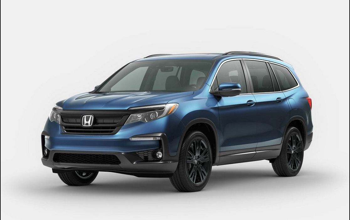 2022 Honda Pilot News Redesign Release Date Touring Spy Price