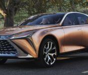 2022 Lexus Lq Price Interior Suv Liquid Platinum
