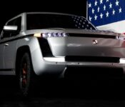 2022 Lordstown Endurance Tesla Cybertruck Electric