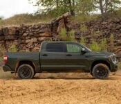 2022 Toyota Tacoma Hybrid Diesel Concept Redesign Trd Pro