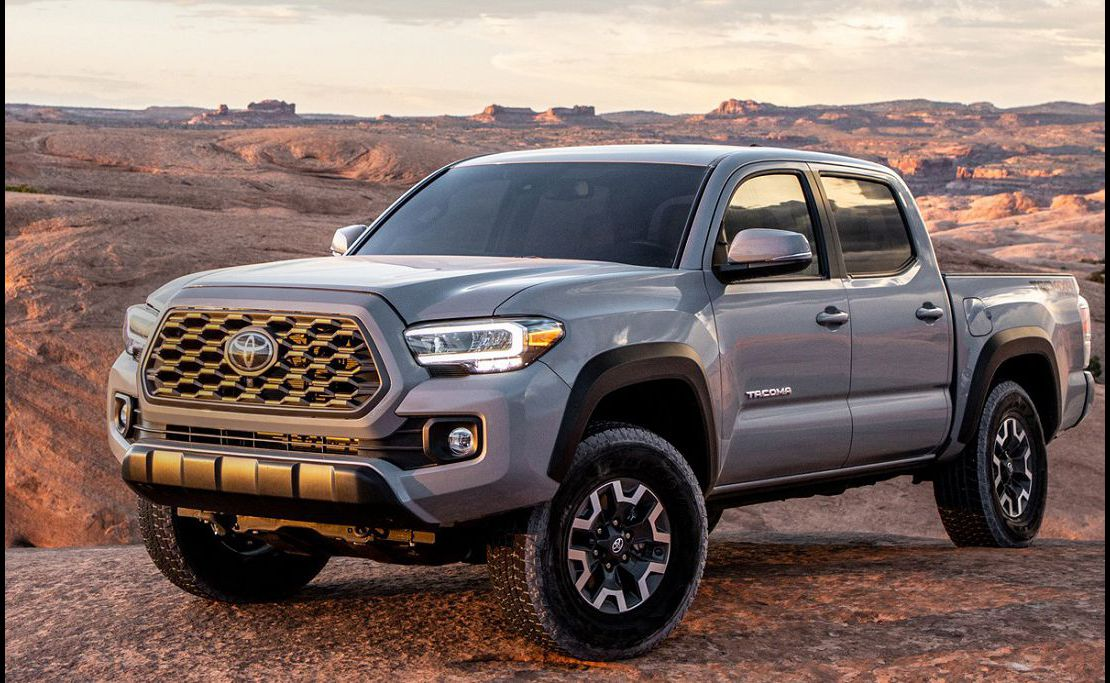 2022 Toyota Tacoma Reviews Accessories 2021 Towing Capacity Price