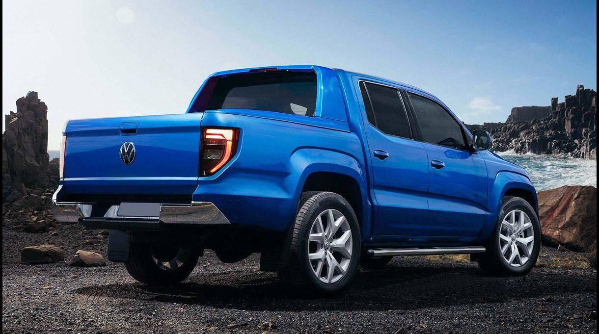 2022 Vw Amarok New Neuer Vs Ford Ranger 4x4