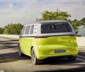 2022 Vw I.d. Buzz Cargo Electric 4 3 Car Aero Syncro Pickup