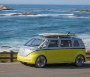 2022 Vw I.d. Buzz Cargo Electric Horizon Camper Pikes