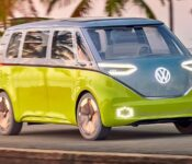 2022 Vw I.d. Buzz Cargo Electric Peak Cars Bus
