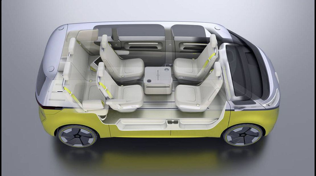 2022 Vw I.d. Buzz Cargo Electric Price Bike Electrical