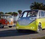 2022 Vw I.d. Buzz Cargo Electric R Forza News Round Headlights Id.3