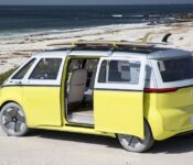 2022 Vw I.d. Buzz Cargo Electric Suv Range I.d.3 Truck