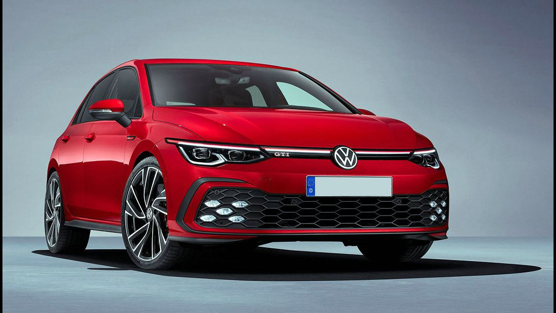2020 Vw Golf Mark 8 Official Reveal Wagon