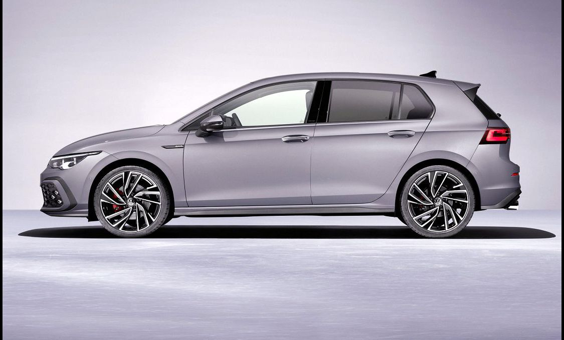2020 Vw Golf Mark 8 Style Mk Specifications