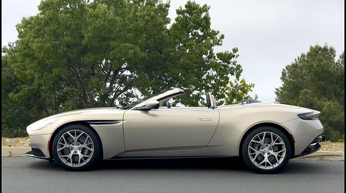 2021 Aston Martin Db11 Amr Volante Convertible Price Coupe