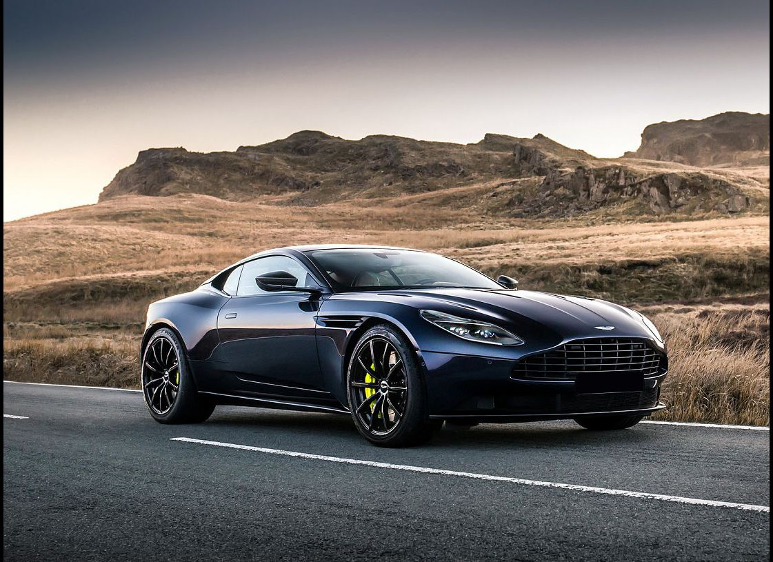 2021 Aston Martin Db11 Horsepower Superleggera Hp V8 Hood