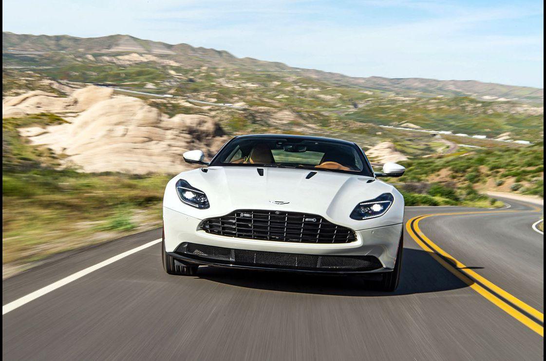2021 Aston Martin Db11 Po Key Mpg Usa V12 Wikipedia