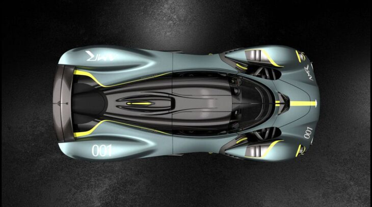 2021 Aston Martin Valkyrie 2 Ii Images Movie Vs Build