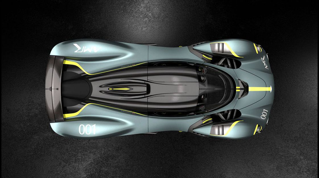 2021 Aston Martin Valkyrie 2 Ii Images Movie Vs Build