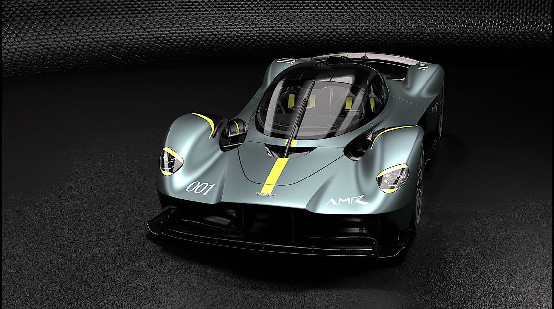 2021 Aston Martin Valkyrie Msrp Pics Wiki Colors 0 60 Hypercar