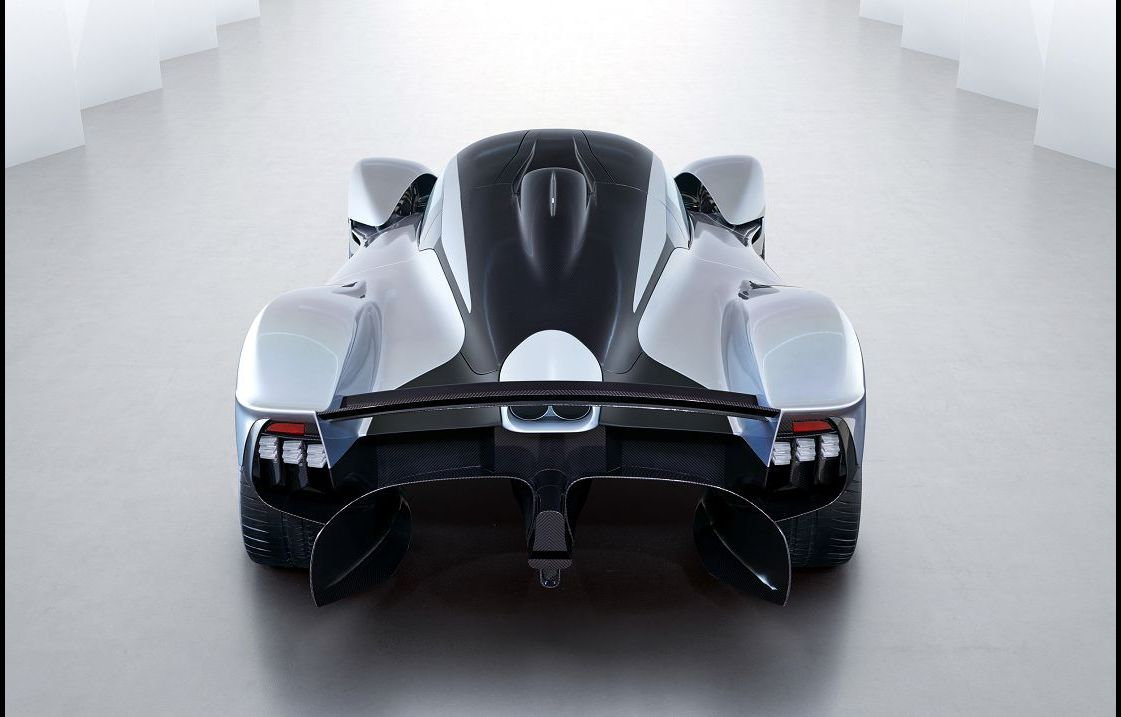 2021 Aston Martin Valkyrie V12 Wec Forza 2019 Game Lmp1