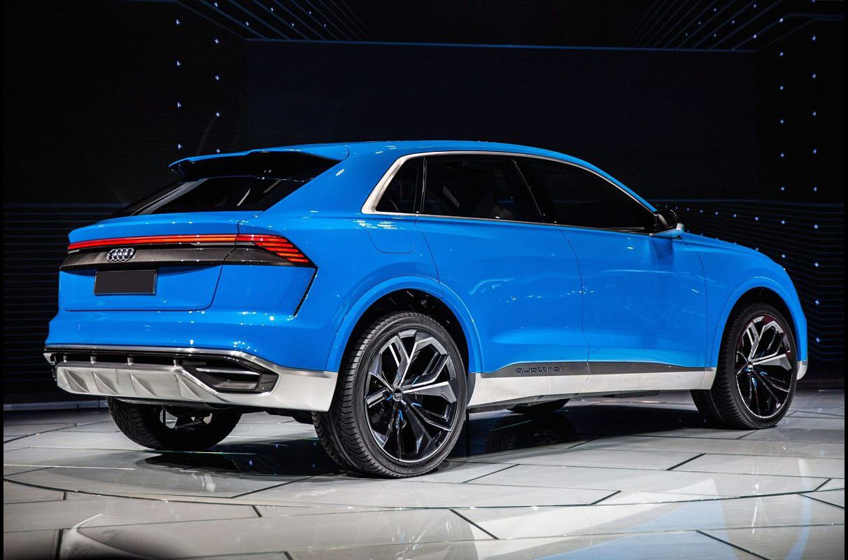 2021 Audi Q9 On Towing Capacity